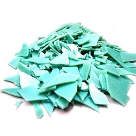 Aqua Green Flakes