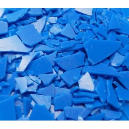 Flexible Blue Flakes