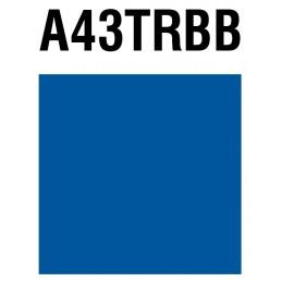 BLUE - Silicone rubber
