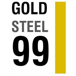 GOLD - Silicone rubber