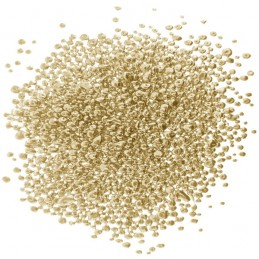Brass drops