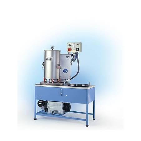 EB 10/16 S - KWS Investment Mixing Machine